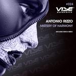 ANTONIO RIZZO - Mistery Of Harmony (Front Cover)
