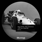 ITAY DAILES/BEN SOLOMON - The New Acid EP (Front Cover)