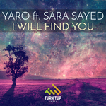 YARO feat SARA SAYED - I Will Find You (Front Cover)