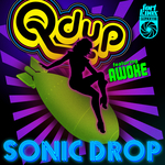 QDUP feat AWOKE - Sonic Drop (Front Cover)