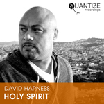 DAVID HARNESS - Holy Spirit (Front Cover)