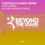 SYNTOUCH & MAGIC SENSE - Just Listen (Alatheia Energetic Remix) (Front Cover)