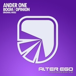 ANDER ONE - Boom/Opinion (Front Cover)