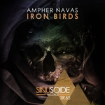AMPHER NAVAS - Iron Birds (Front Cover)