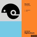 WAVEKIKI - The Superhero (Front Cover)