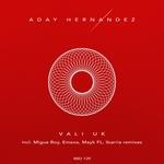 ADAY HERNANDEZ - Vali Uk (Front Cover)