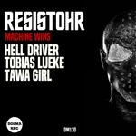 RESISTOHR - Machine Wins (Remixes) (Front Cover)