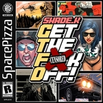 SHADE K - GTFO (Front Cover)
