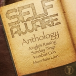 SELF AWARE - Anthology (Front Cover)