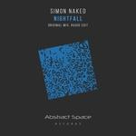 SIMON NAKED - Nightfall (Front Cover)