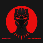 FOLSON & TATE - Black Panther Theme (Back Cover)