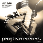 ALEX BYRKA - Between Us (Front Cover)