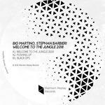 BIG MARTINO & STEPHAN BARBIERI - Welcome To The Jungle 2018 (Back Cover)