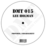 LEE HOLMAN - Provider EP (Front Cover)