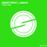 SUNLIGHT PROJECT - The Night Is Young (Front Cover)