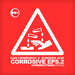 CARI LEKEBUSCH & DUNGEON ACID - Corrosive EPS.2 (Front Cover)