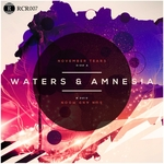 WATERS & AMNESIA - November Tears/Sun & Moon (Front Cover)