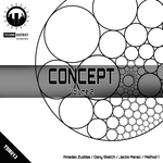 AMEDEO ZUDDAS/DANY SKETCH/JACKS MENEC/METHOD 1 - Concept Vol 2 (Front Cover)