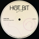 ANFUNK - Upside Down (Front Cover)