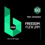 RON JAMESON - Freedom Funk Jam (Front Cover)