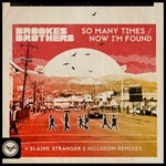 BROOKES BROTHERS - So Many Times (Remixes) (Club Masters) (Front Cover)