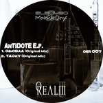 ELBOY80 & MELODIC JAYE - Antidote EP (Front Cover)