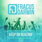 FRACUS & DARWIN - Keep On Reachin' (Front Cover)