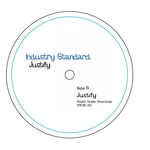 INDUSTRY STANDARD - Justify (Front Cover)