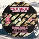 VARIOUS - MoodyHouse Sampler Vol 02 (Front Cover)