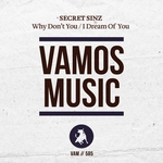 SECRET SINZ - Why Don't You/I Dream Of You (Front Cover)