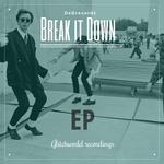 DEDRECORDZ - Break It Down (Front Cover)
