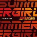 JAMIROQUAI - Summer Girl (Gerd Janson Remixes) (Front Cover)