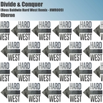 OBERON - Divide & Conquer (Front Cover)