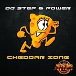 DJ STEP & DJ POWER - Cheddar Zone (Front Cover)
