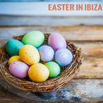 VARIOUS - Easter In Ibiza (Front Cover)
