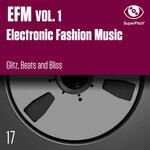 VARIOUS - EFM Vol 1 (Electronic Fashion Music) (Glitz, Beats & Bliss) (Front Cover)