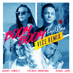 REDONE/DADDY YANKEE/FRENCH MONTANA/DINAH JANE - Boom Boom (Front Cover)