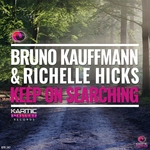 RICHELLE HICKS/BRUNO KAUFFMANN - Keep On Searching (Front Cover)