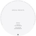 Jon Hester: Galvanized EP