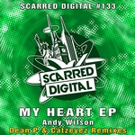ANDY WILSON - My Heart EP (Front Cover)