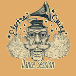 VARIOUS - Electro Swing Dance Session (Front Cover)