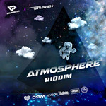 SEDALE/IMRAN NERDY/SAVEION/SHEMMY J/WILDFIRE - Atmosphere Riddim (Front Cover)