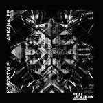 KOROSTYLE - Arkana EP (Front Cover)
