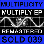 MULTIPLICITY - Multiply EP (Front Cover)