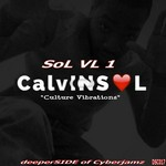 CALVINSOL/Y.ADAMS - Sol VL1 Culture Vibrations (Front Cover)