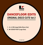 Dancefloor Edits Original Disco Cuts Vol 2