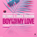 AMBA TREMAIN/DELTIIMO - Boy If You Want My Love (Front Cover)