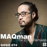 MAQMAN/JOSEPH JUNIOR/RALF GUM - The 2018 Remixes (Front Cover)