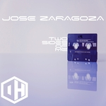 JOSE ZARAGOZA - Two Sides Of Me (Front Cover)