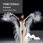 WALID ADRIANO - Freedom (Front Cover)